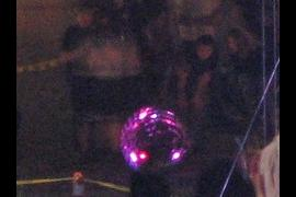 Orb robot from the Orb Swarm