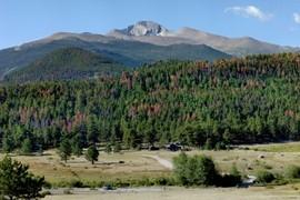 Longs Peak & Moraine Park