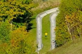 Alpine Slide Track