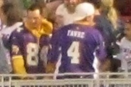 Moss and Favre