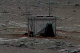 Vanda Seismic Station