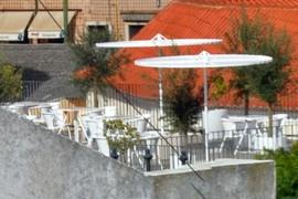 Cool terrace