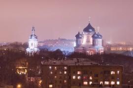Donskoi monastery
