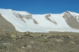 Hughes Glacier
