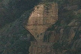 Acueducto romano, restos