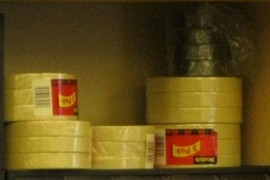 3M - Scotch Tape, and duct tape
