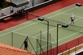 Partida de Tênis