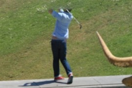 Golf? Here?