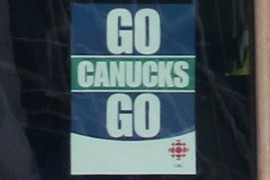 Go Canucks Go