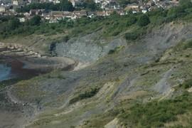 Landslide May 2008