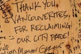 Vancouver Mayor Gregor Robertson