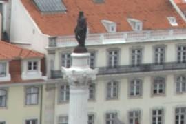 Statue of Dom Pedro IV