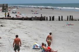 Folly Beach, SC (The Washout)