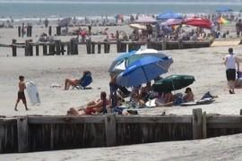 Folly Beach, SC (The Washout 2)