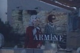 Armine billboard