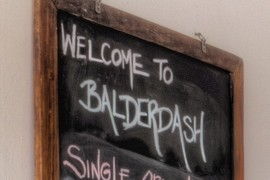 Welcome to Balderdash