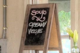 Soup - Creamy Vegie