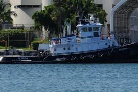 "Tug Boat ""Florida"""