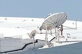 Sattelite Antennas