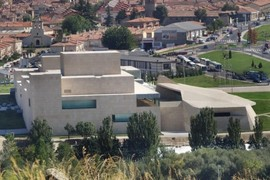 """Palacio de congresos y esposiciones """"Lienzo Norte"""""""