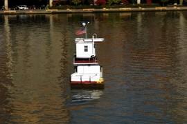 Barge tug segment