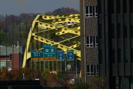 Ft. Duquesne Bridge