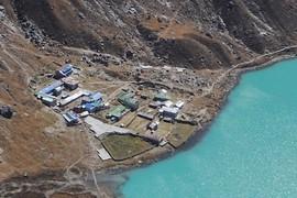 Gokyo village