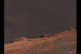 Sa vole sur Mars ?